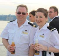 Cruise Ship Officers