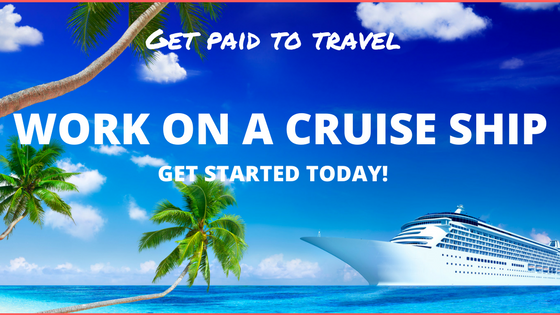 Work on a Cruise Ship - Home page